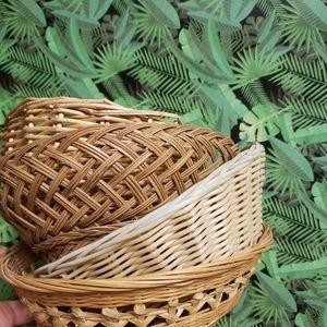 Other - Wicker Basket Bundle